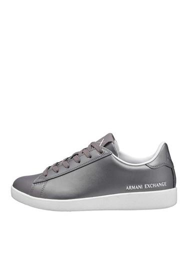 Armani Exchange Armani Exchange Kadın Antrasit Sneaker Antrasit